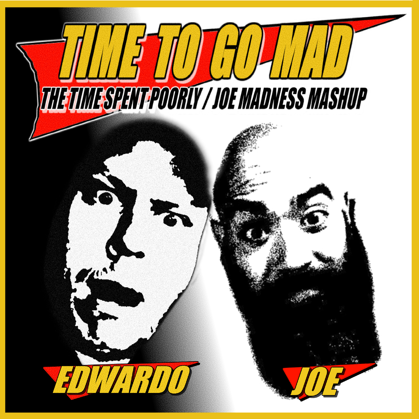 2 – Time To Go Mad: Ride The Wave