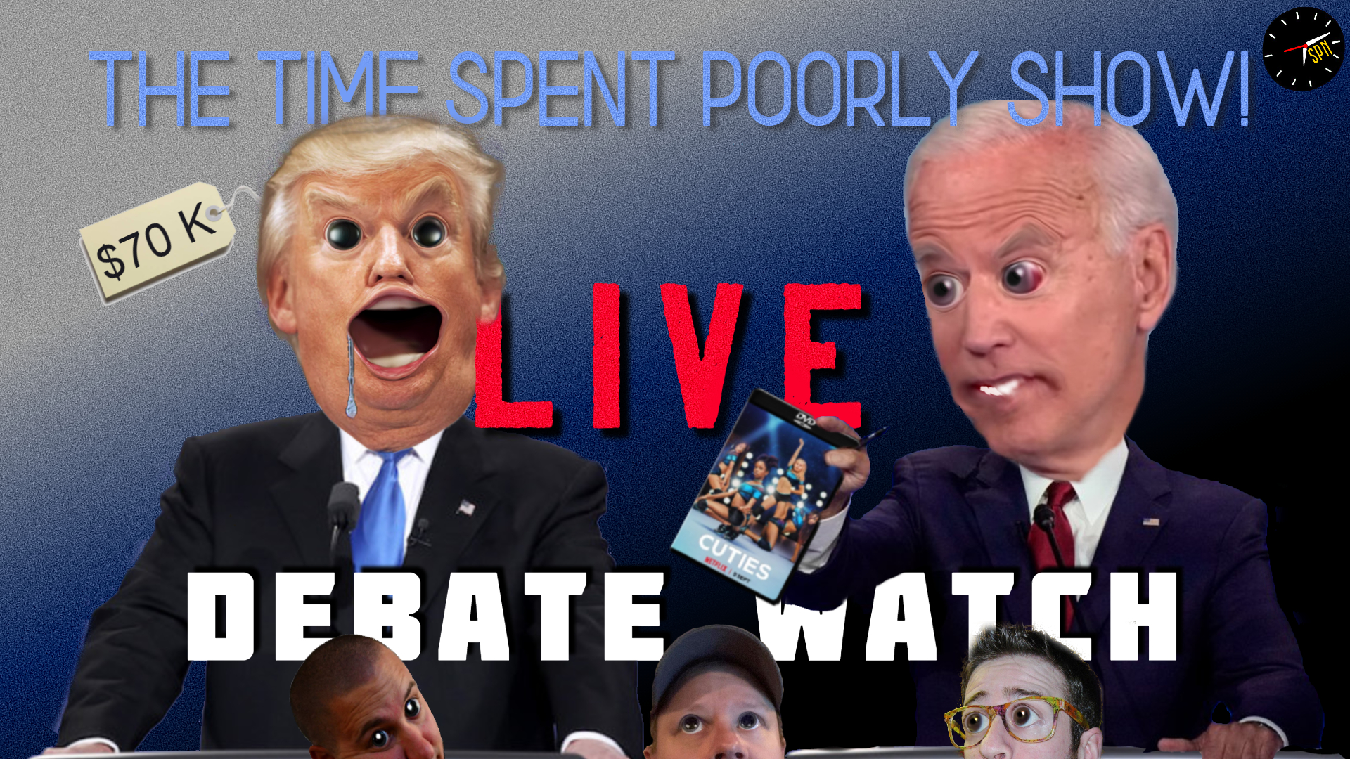2020 Trump Biden Debate Commentary: BINGO Edition