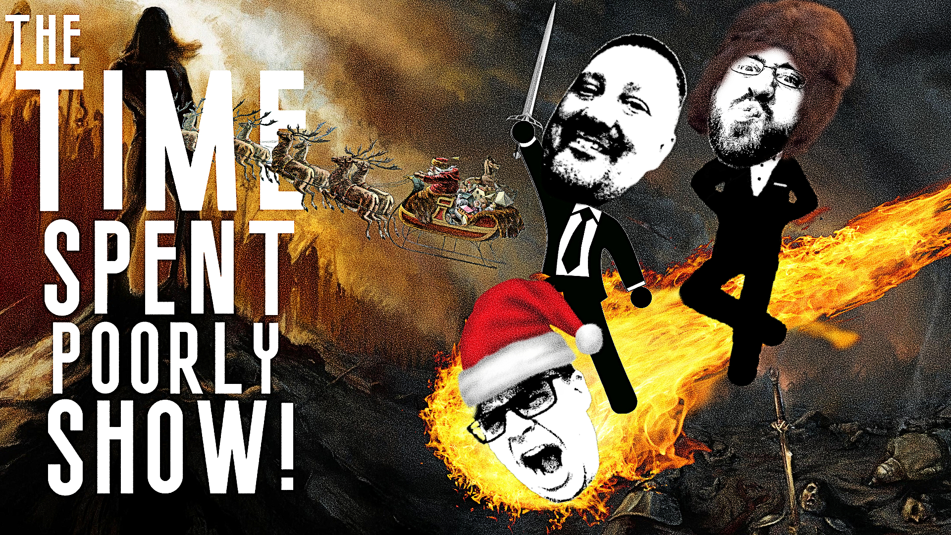 A Very Barbaric Christmas!